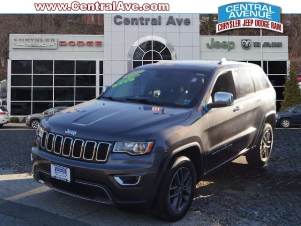 2017 Jeep Grand Cherokee in Yonkers, NY