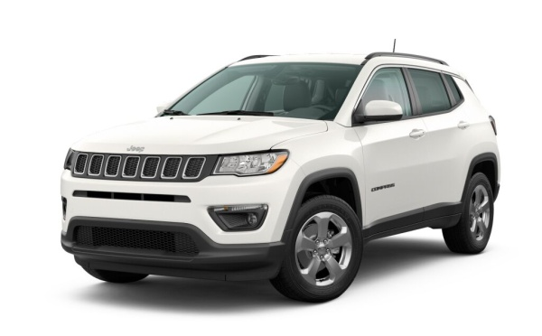 2020 Jeep Compass in Yonkers, NY