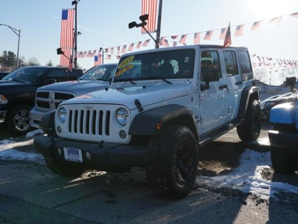 2017 Jeep Wrangler in Yonkers, NY
