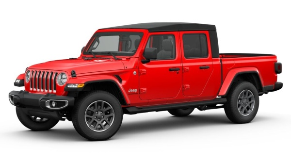 2020 Jeep Gladiator in Yonkers, NY