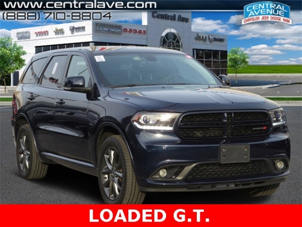 2017 Dodge Durango in Yonkers, NY