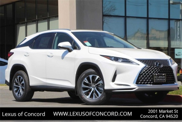 2020 Lexus RX in Concord, CA