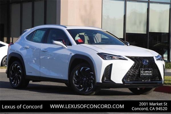 2020 Lexus UX in Concord, CA
