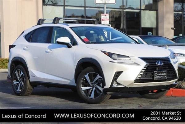 2020 Lexus NX in Concord, CA