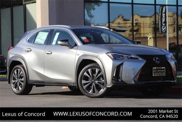 2019 Lexus UX in Concord, CA