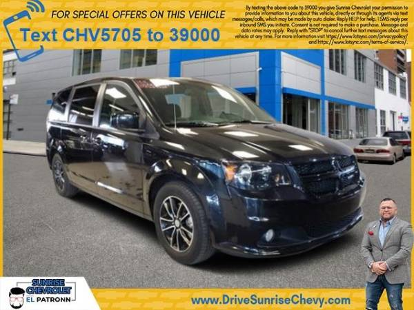 2018 Dodge Grand Caravan in Forest Hills, NY