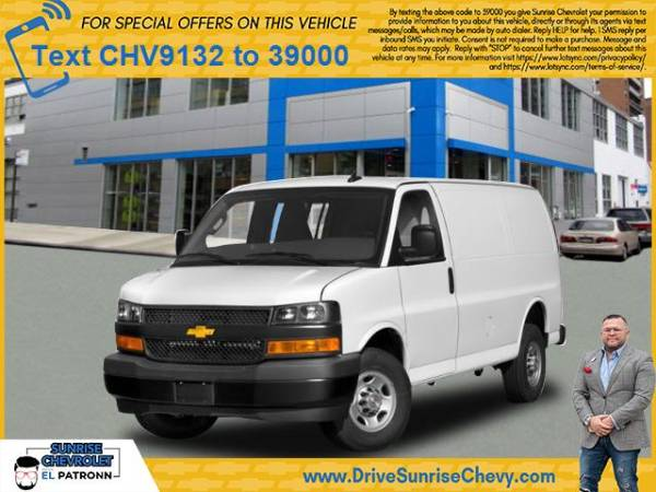 2019 Chevrolet Express Cargo Van in Forest Hills, NY
