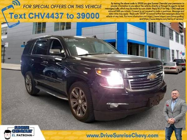 2016 Chevrolet Tahoe in Forest Hills, NY