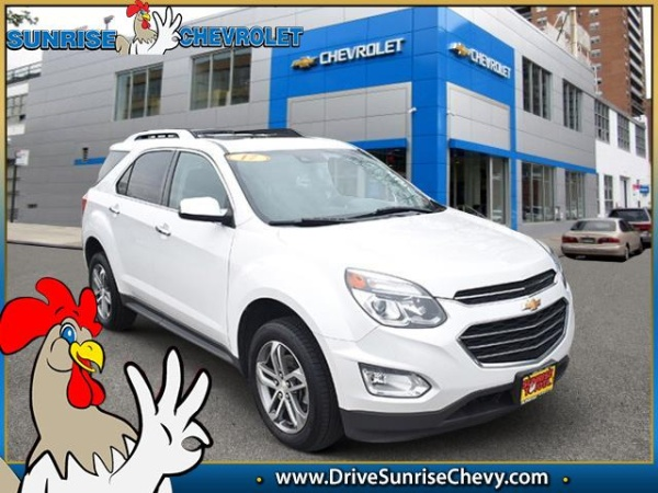 2017 Chevrolet Equinox in Forest Hills, NY