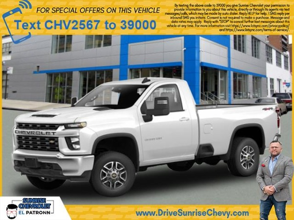 2020 Chevrolet Silverado 3500HD in Forest Hills, NY