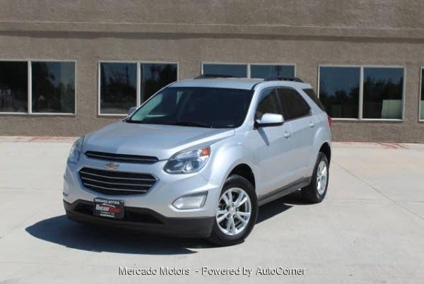 2017 Chevrolet Equinox in Pueblo, CO