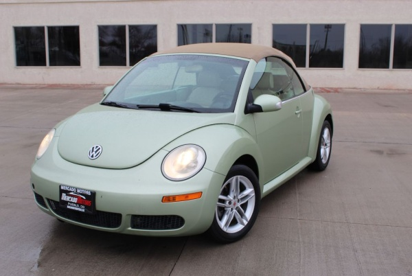 2009 Volkswagen New Beetle Base PZEV