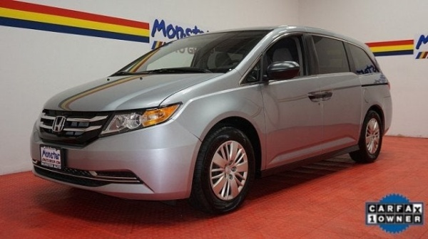 2017 Honda Odyssey LX For Sale in Temple Hills, MD | TrueCar