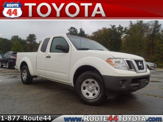 Used 2013 Nissan Frontier S King Cab I4 2WD Auto For Sale In Raynham, MA