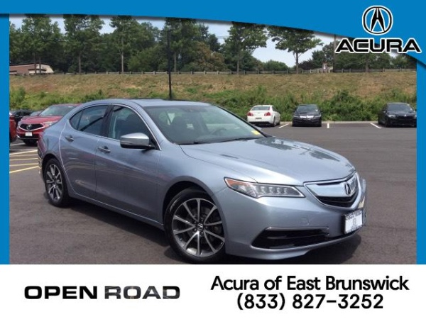 Acura East Brunswick >> 2016 Acura Tlx V6 Sh Awd With Technology Package For Sale In East