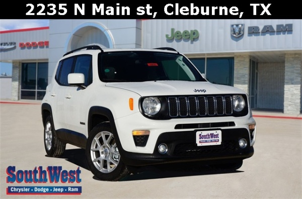 2020 Jeep Renegade in Cleburne, TX