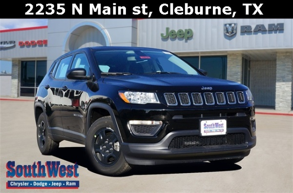 2020 Jeep Compass in Cleburne, TX