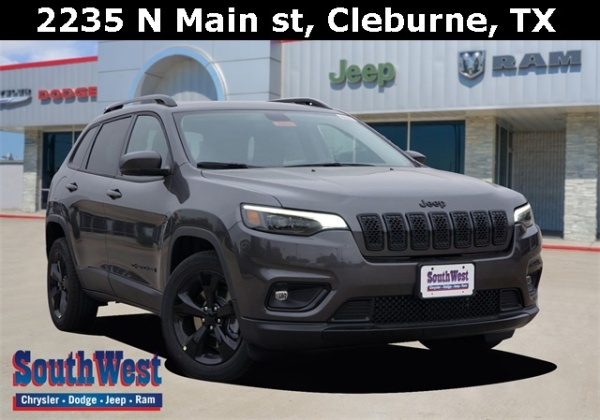 2020 Jeep Cherokee in Cleburne, TX
