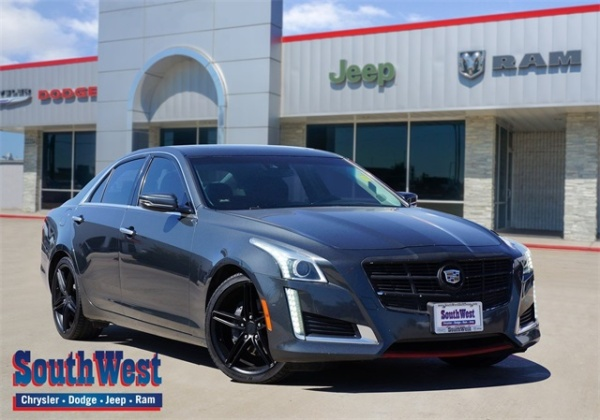 2014 Cadillac CTS in Cleburne, TX