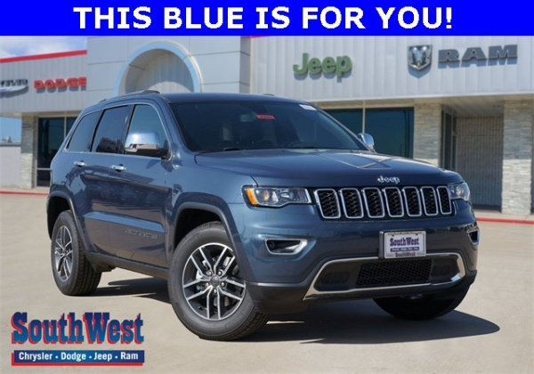 2019 Jeep Grand Cherokee in Cleburne, TX