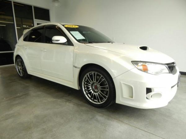 2012 Subaru Impreza Wrx Sti Wagon For Sale In Longview Wa Truecar