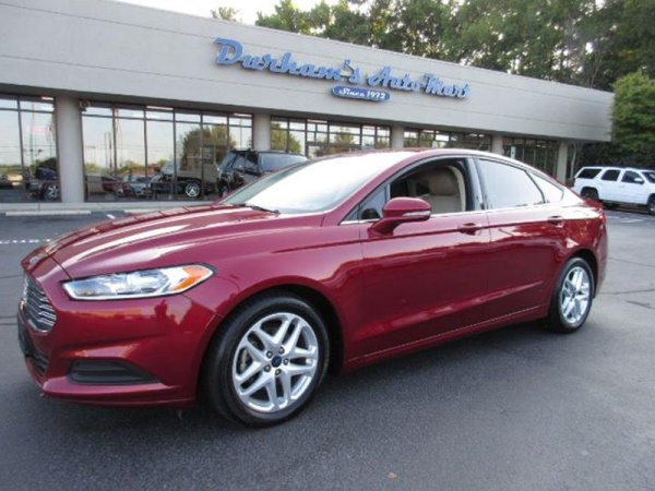 2016 Ford Fusion in Durham, NC