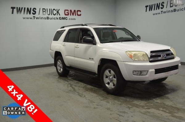 Used 2005 Toyota 4runner For Sale U S News World Report