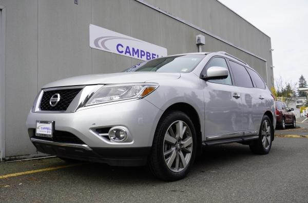 2016 Nissan Pathfinder in Edmonds, WA