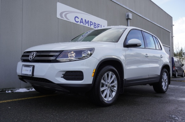 2017 Volkswagen Tiguan in Edmonds, WA