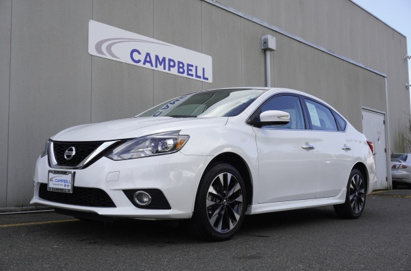 2016 Nissan Sentra in Edmonds, WA