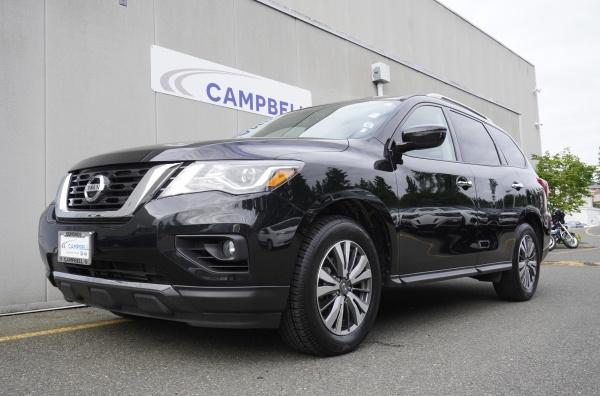 2019 Nissan Pathfinder in Edmonds, WA