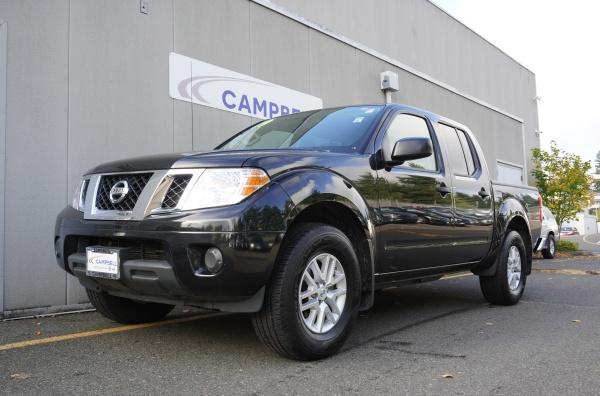 2019 Nissan Frontier in Edmonds, WA