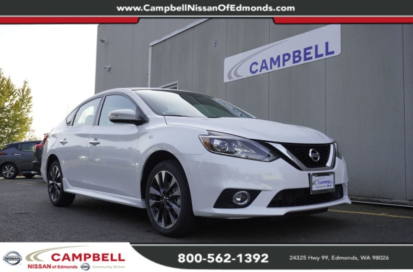 2019 Nissan Sentra in Edmonds, WA