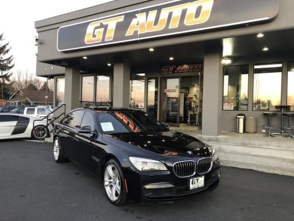 2013 BMW 7 Series in Puyallup, WA