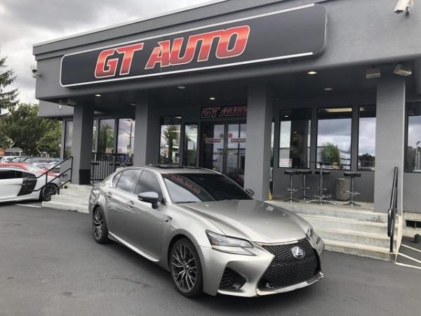2018 Lexus GS F Base
