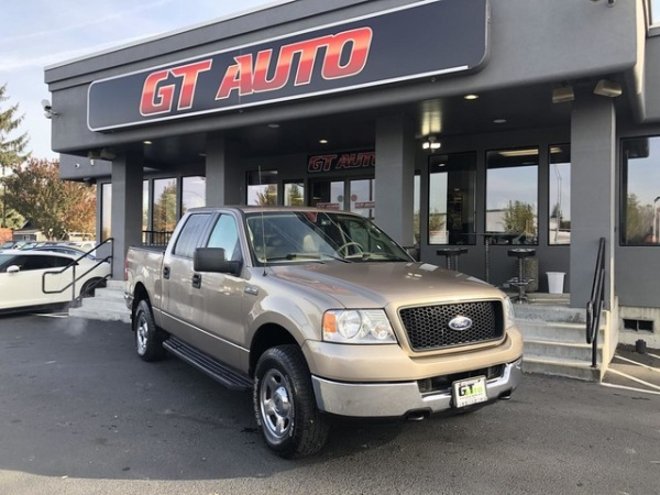 2005 Ford F-150 in Puyallup, WA