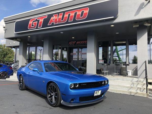 2015 Dodge Challenger in Puyallup, WA
