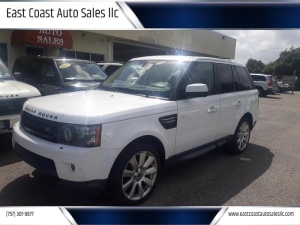 2013 Land Rover Range Rover Sport in Virginia Beach, VA
