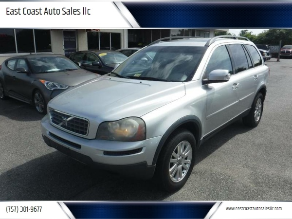 2008 volvo xc90 i6 fwd for sale in virginia beach va truecar. Black Bedroom Furniture Sets. Home Design Ideas