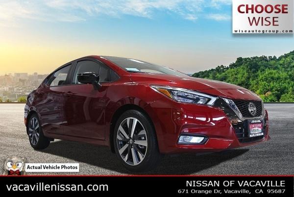 2020 Nissan Versa in Vacaville, CA