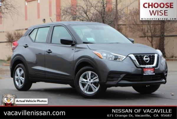 2020 Nissan Kicks in Vacaville, CA