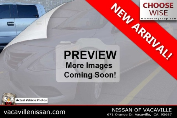 2017 Nissan Versa in Vacaville, CA