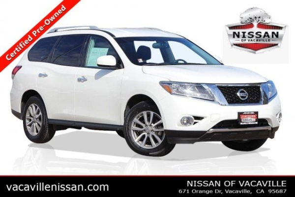 Used Nissan Pathfinder For Sale In Santa Rosa Ca U S