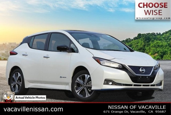 2019 Nissan LEAF in Vacaville, CA
