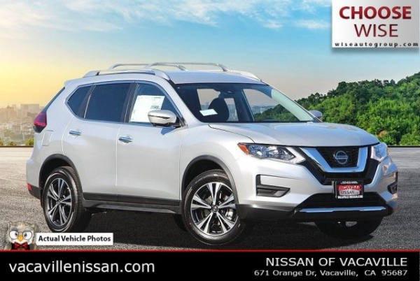 2020 Nissan Rogue in Vacaville, CA