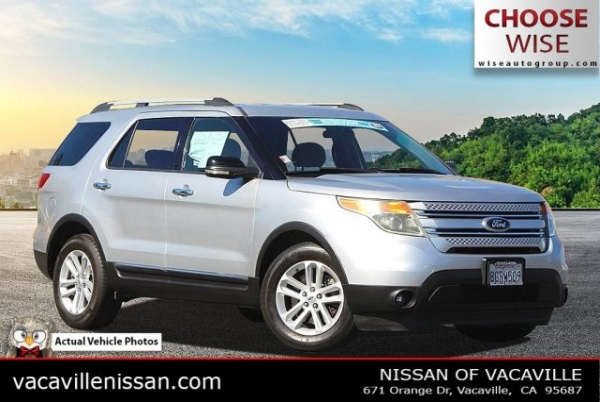 2013 Ford Explorer in Vacaville, CA