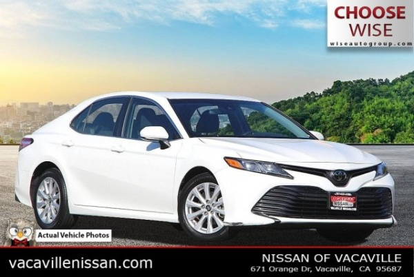 2018 Toyota Camry in Vacaville, CA