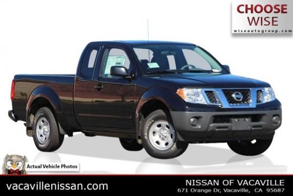 2019 Nissan Frontier in Vacaville, CA