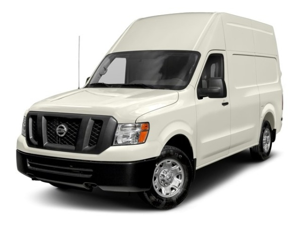 2018 Nissan NV NV2500 HD SV