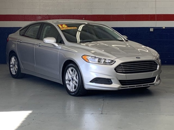 2016 Ford Fusion in Las Vegas, NV